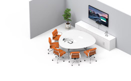 Sistemas de videoconferencia por sala