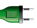 Cables de alimentación / enchufes