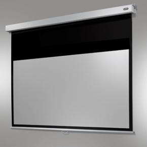 Pantalla de proyección manual mural celexon Profesional Plus 200 x 113 cm