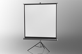 Pantalla trípode básica celexon 184 x 184 cm