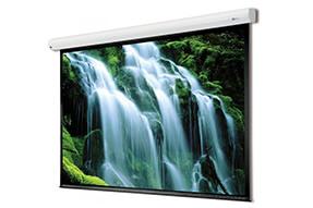 Deluxx Advance pantalla motorizada Cyber Polaro de 234 x 132 cm – Serie Exclusiva