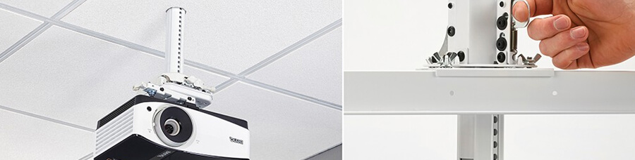 Soporte de techo para techos suspendidos