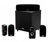 Polk Audio TL-1600 Sistema de altavoces 5.1, negro