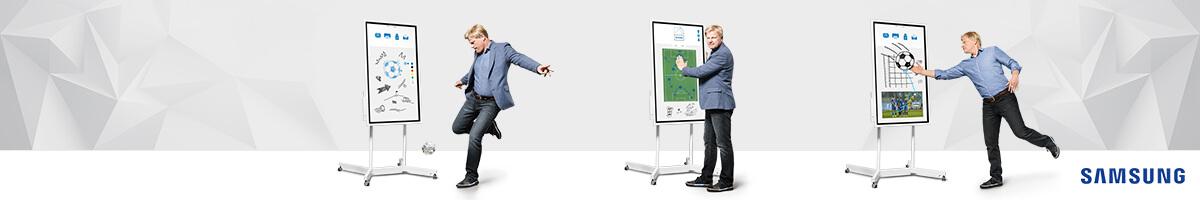 Samsung Flip | Das Flipchart 2.0