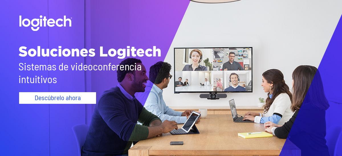 Logitech systemy videokonferencyjne